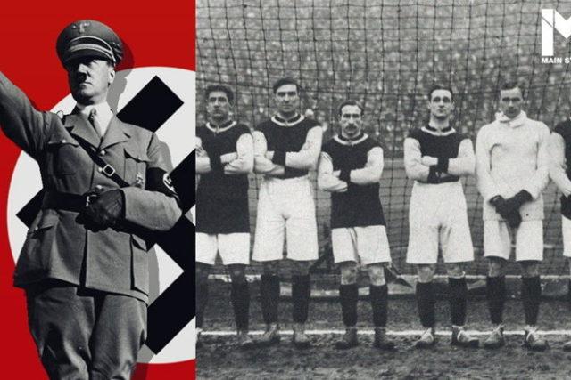 ข่าวกีฬา เมื่อครั้งหนึ่ง แอสตัน วิลล่า เคยท้าทายแสนยานุภาพของนาซี